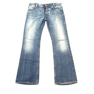 Diesel Koffha Jeans - Made in Italy